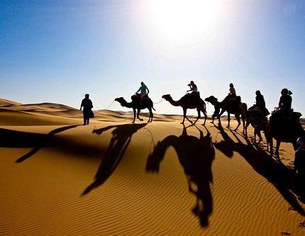 fes to merzouga desert