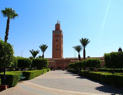 Marrakech to sahara Desert